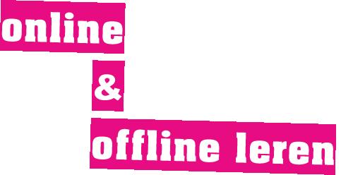 Offline online leren